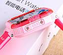 Детские Умные часы с GPS видеозвонком и 4G K22 Розовые, фото 4