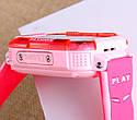 Детские Умные часы с GPS видеозвонком и 4G K22 Розовые, фото 5
