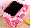 Детские Умные часы с GPS видеозвонком и 4G K22 Розовые, фото 6