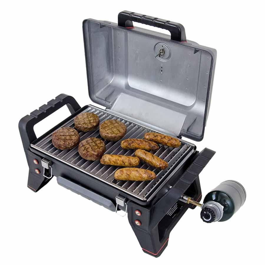 Газовий гриль Char-Broil Grill2Go X200 + Сумка для гриля Grill2Go X200 Carry All