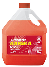 Антифриз Аляsка G12 красный (3л)