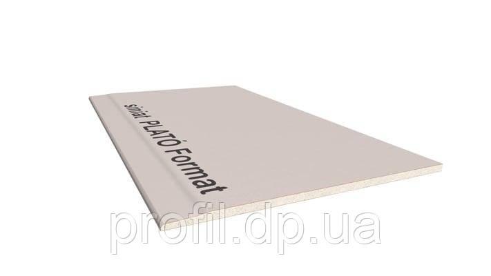 Гипсокартонная плита PLATÓ Format 12,5 x 1200 x 2500