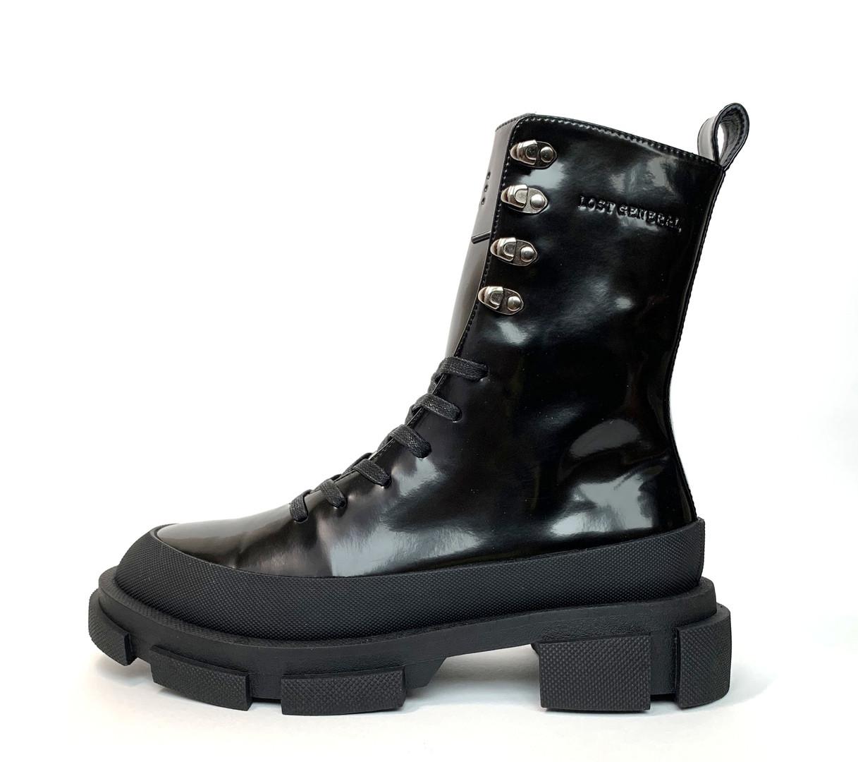 Женские демисезонные ботинки Both x Lost General (Premium-class)