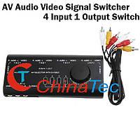 Коммутатор аудио-видео сигнала , фото 1