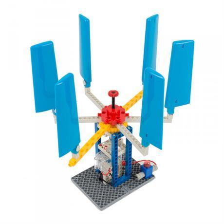 Набор для курса обучения Gigo Энергия ветра (1239R)