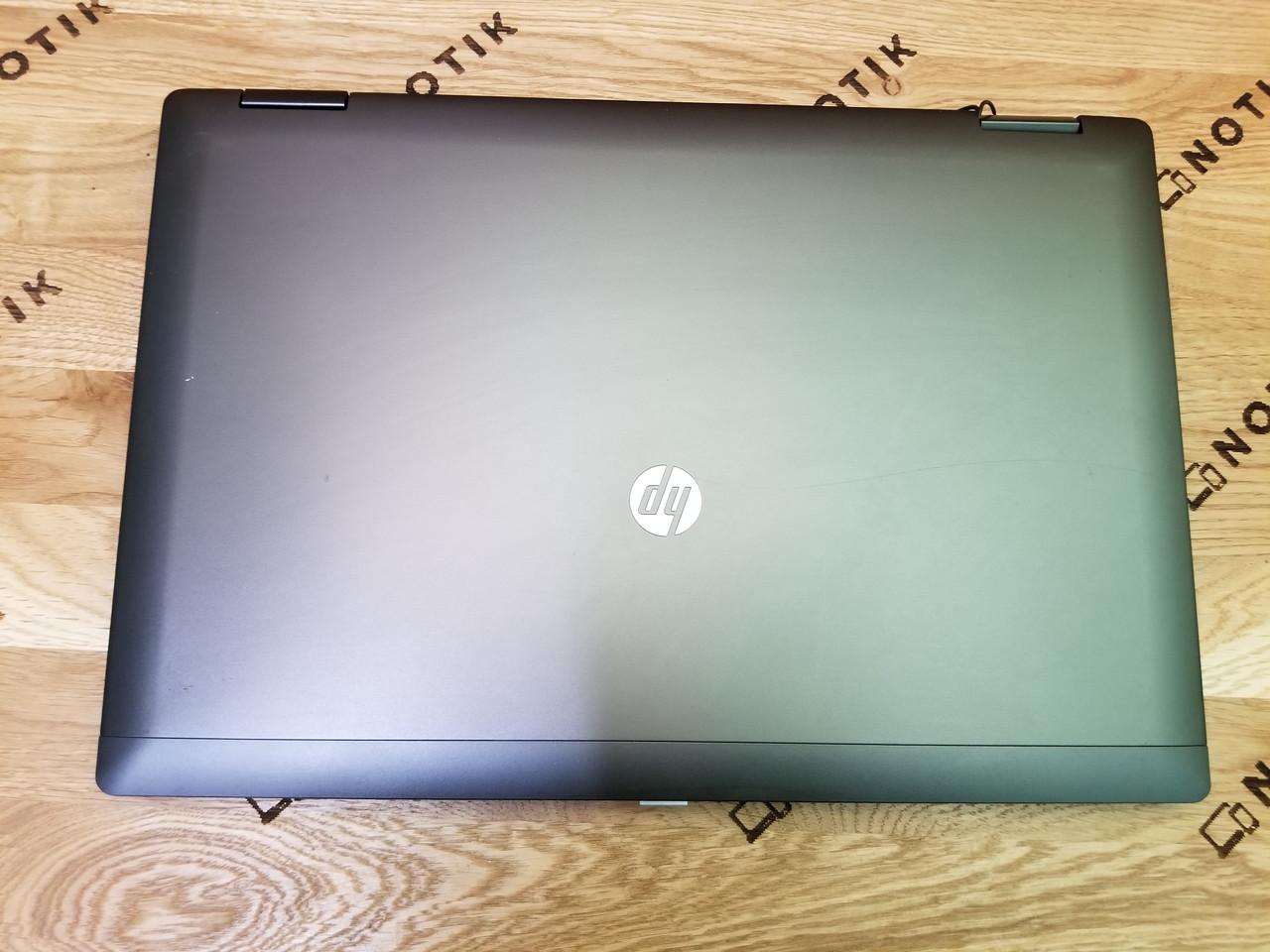 Крышка матрицы для ноутбука HP ProBook 6560 / 6570 ОРИГИНАЛ