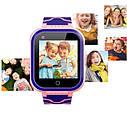 Детские Умные часы с GPS видеозвонком и 4G T3 Розовые, фото 3