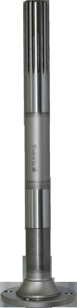 Вал кардана Т-150К (151.36.104) опоры задней