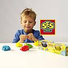 Незасыхающая Масса Для Лепки - Классик New  SES Creative 0465S, фото 4