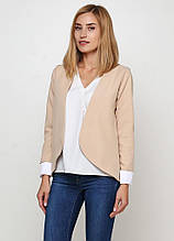 Жіночий піджак Подіум Ergot 10902-BEIGE S Бежевий
