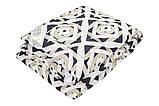 Одеяло 175х210 Двуспальное VALENCIA Сатиновое Летнее Гипоаллергенное Полиэфирное волокно Легкое Мягкое, фото 2