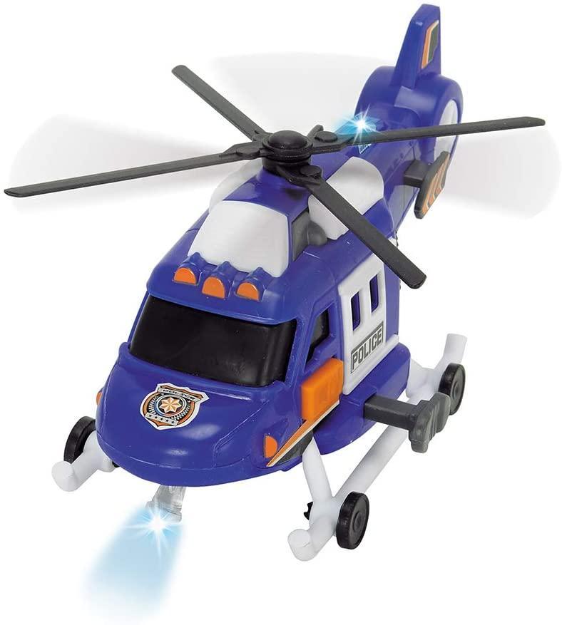 Вертолет Спасательный со световыми и звуковыми эффектами Dickie Toys  3302016