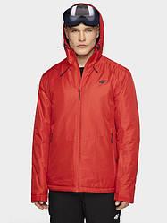 Куртка мужская горнолыжная 4F H4Z19-KUMN001 62S красная