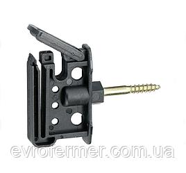 Ізолятор для тасьми до 40 мм Maxi для електричного огорожі