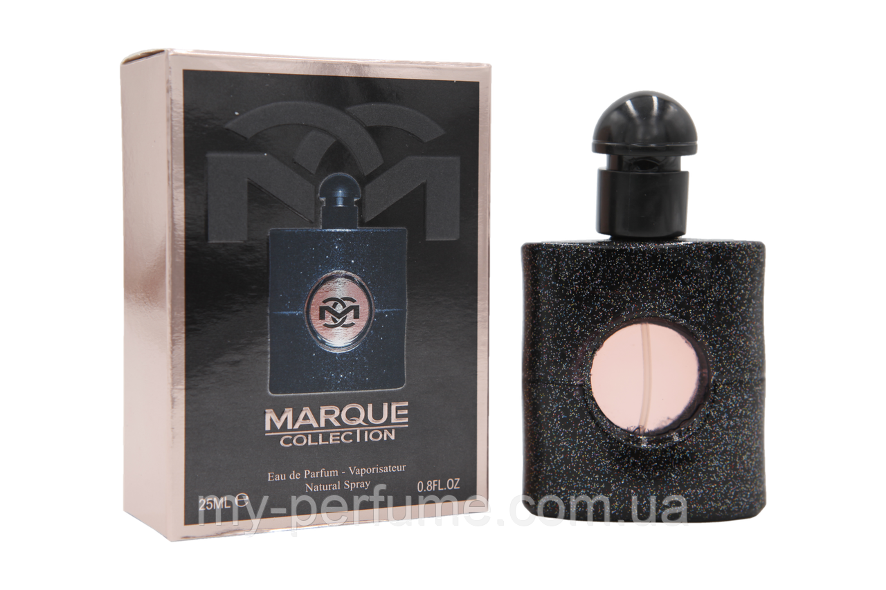 Парфюмированная вода для женщин Marque Collection №109 Black Opium 25мл
