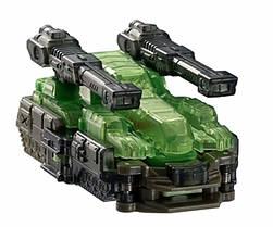 Машинка-трансформер Крокшок Screechers Wild EU683124