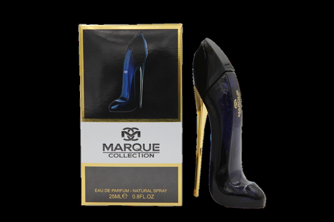 Парфюмированная вода для женщин Marque Collection №102 Good Girl 25мл
