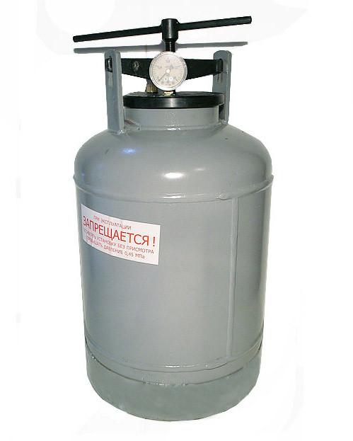 Автоклав для домашнего консервирования на 10 литровых банок пр-во Беларусь