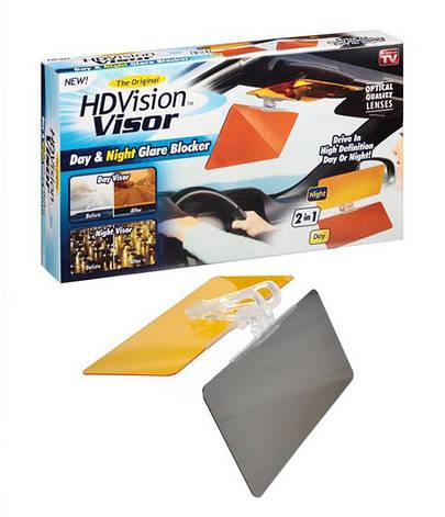 Антибликовый козырек для авто HD Vision Visor, фото 2