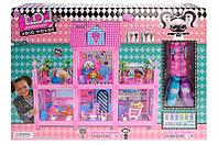 Кукольный домик LOL Surprise Дом, Замок для кукол. ЛОЛ L.O.L. (8369)