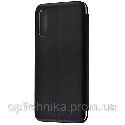 Flip Magnetic Case Samsung Galaxy A30s/A50 (A307F/A505F) black