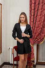 Жіночий кардиган Подіум Millet 12169-BLACK S Чорний XXL