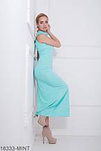 Жіноче плаття Подіум Desire 18333-MINT XS Ментоловий S