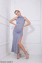 Жіноче плаття Подіум Desire 18333-GREY XS Сірий L