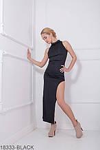 Жіноче плаття Подіум Desire 18333-BLACK XS Чорний