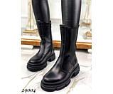 Ботинки высокие c резинкой, фото 7