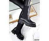 Ботинки высокие c резинкой, фото 6