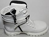 Ботинки высокие женские зимние кожаные от производителя модель КИС50-1, фото 5