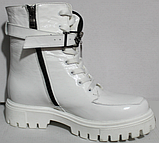 Ботинки высокие женские зимние кожаные от производителя модель КИС50-1, фото 3