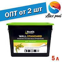 Bostik Wall Standard (70) -  клей для обоев, 5 л