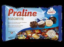 Шоколадные конфеты Praline Assortite с пралине Crispo, 1 кг