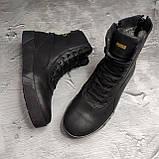 Мужские зимние ботинки Puma OS163 черные, фото 3