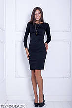 Жіноче плаття Подіум Marigold 13242-BLACK S Чорний M
