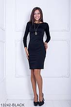 Жіноче плаття Подіум Marigold 13242-BLACK S Чорний XXL