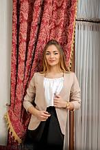 Жіночий кардиган Подіум Millet 12169-BEIGE S Бежевий XXL