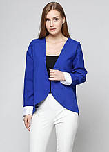 Жіночий піджак Подіум Ergot 10902-BLUE L Синій