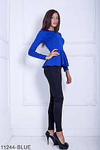 Жіноча кофта Fuller' Подіумs 11244-BLUE S Синій XL
