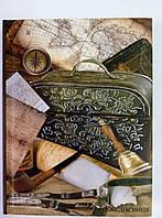 Ежедневник А6, не датированный, 18581, Феникс+, тиснение фольгой