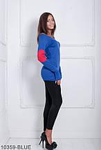 Жіноча кофта Подіум Ciderage 10359-BLUE S Синій XL
