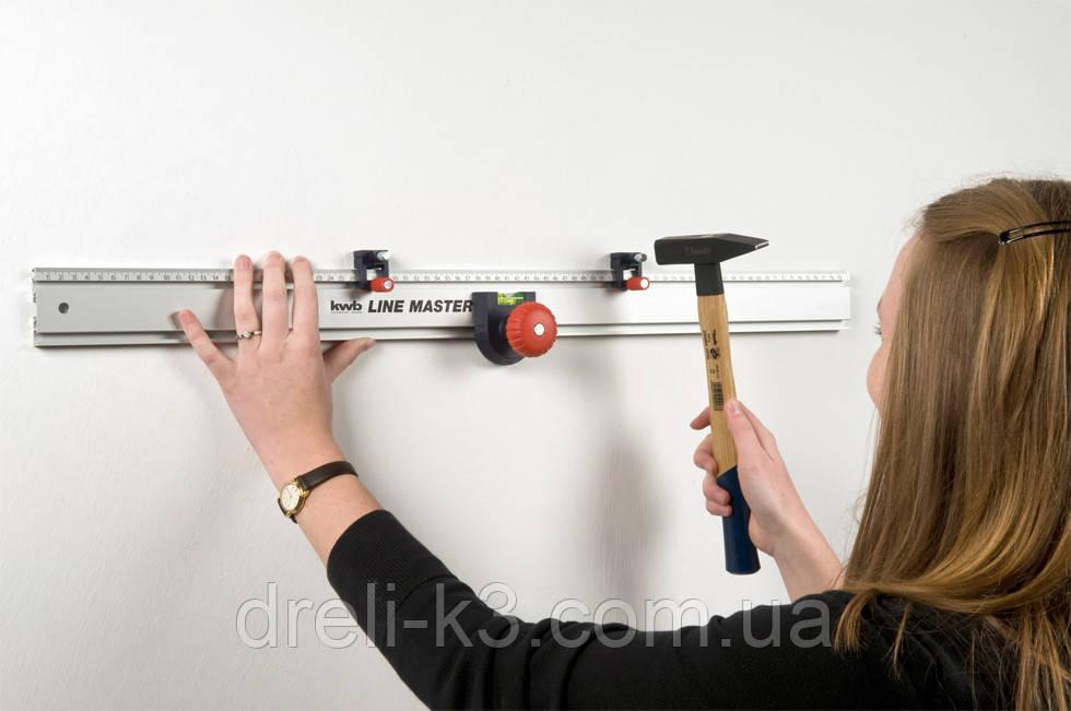 Универсальный комплект KWB LINE MASTER (10 предметов) 783908 - фото 5