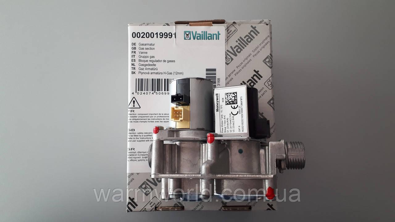 0020019991 Газовый клапан Euro small Tec Pro Mini Vaillant