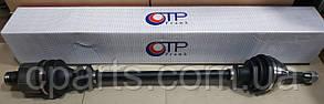 Полуось правая Dacia Solenza (OTP 6001543332)(среднее качество)