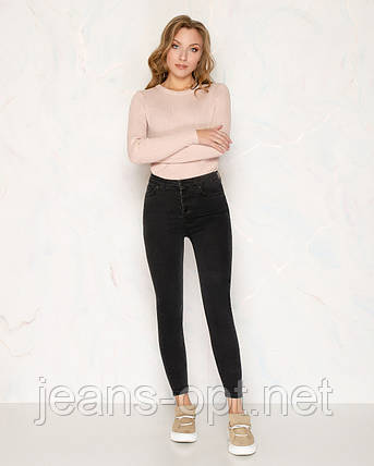 Женская американка джинс на пуговицах 1, фото 2