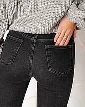 Женская американка джинс на пуговицах 1, фото 3