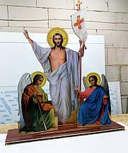 Воскресение аналойное  150х120см