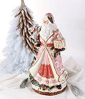 Статуэтка новогодняя Дед Мороз 50 см 59-582